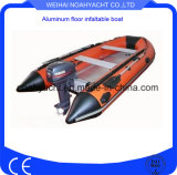 10.8FT goedkoop pvc die Opblaasbare Vissersboot roeien