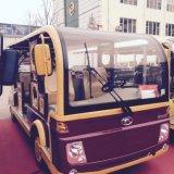 Пассажиры модели 8 гостя автомобиля сбор винограда горячего сбывания электрические