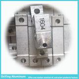 CNC алюминиевого предложения фабрики пробивая сверля и обрабатывать металла