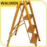 De hete Ladder van de Stap van Fodable van de Verkoop Brede met de Leuning van de Veiligheid &Sponge