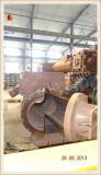 Machine de fabrication de brique automatique de prix concurrentiel avec le vidéo d'outre-mer de projet