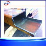 Toda a estaca do plasma do CNC da construção de aço do perfil da tubulação e linha de produção lidando de chanfradura