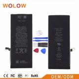 Batteria di litio degli accessori del telefono mobile per il iPhone 6s più