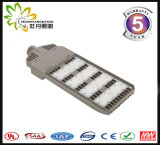 luz de rua do diodo emissor de luz do UL de RoHS TUV do Ce da garantia de 100W IP66 8years, lâmpada de rua do diodo emissor de luz, lâmpada da estrada do diodo emissor de luz, manufatura ao ar livre da iluminação