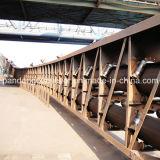 Transportador de la pipa de la mina de carbón/transportador de correa de la pipa