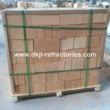 Brique réfractaire d'argile d'incendie (SK32, SK34) pour voiture de four