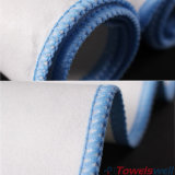 Weiches gedrucktes Veloursleder Microfiber Tuch