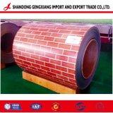 Acier galvanisé prélaqué bobine (PPGI, PPGL) /bobines en acier recouvert de couleur