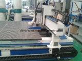 perforación del CNC 3D y herramienta de la maquinaria del corte