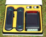 3つのビーム(ES-S03120)が付いている太陽動力を与えられた無線ビーム探知器
