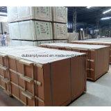 Heißer Verkaufs-stellte preiswertes Preis-Melamin-Papier Furnierholz gegenüber