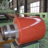 Dx51d Haupt-Qualität strich galvanisierten Stahlring mit Akzo Lack vor