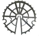 Entretoise en plastique de type de roue (SD0701B)
