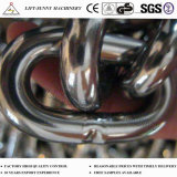 Stainless SteelLink Chain와 의 DIN766/DIN5685A Short Link Chain
