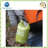 Sac sec imperméable à l'eau de PVC du modèle 2016 neuf avec la courroie d'épaule, sac sec léger (JP-CL025)