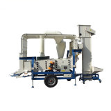 De Reinigingsmachine en de Nivelleermachine van het Sesamzaad van het Graan van de maïs
