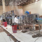 آليّة زجاجة شراب ماء يعبّئ/يملأ/[بكينغ مشن]