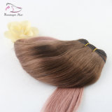 Класс 10бразильский человеческого волоса Balayage цвет № 3/закрывается Gold Aliexpress волосы продукта