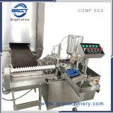 약제 시럽 경구 액체를 위한 액체 채우고는 및 캡핑 기계