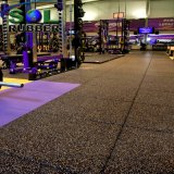 Pavimentazione poco costosa di ginnastica di forma fisica