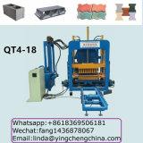 China-mit mittlerer Kapazität hydraulischer automatischer Ziegelstein-Block, der Maschine herstellt