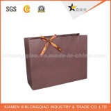 Qualität Handmde Brown Packpapier-Beutel mit Heißsiegel