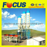 Zufuhrbehälter-konkrete stapelweise verarbeitende Pflanze des Zeilensprung-Hzs35 mit Fabrik-Preis