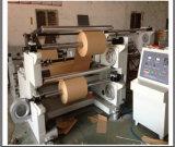 Anhaftende aufschlitzende und Rückspulenmaschine Papieraufkleber-Rolle (DC-FQJ)