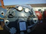 Ce type de réacteur de synthèse bordée de verre pour équipements chimiques