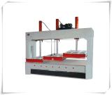 La machine fonctionnante en bois de presse froide hydraulique pour le film a fait face au contre-plaqué