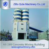 60-180 étage bâtiment de mélange de béton et béton usine de mélange