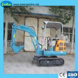 La Chine prix d'usine 2.3Ton Mini pour la vente d'excavateur