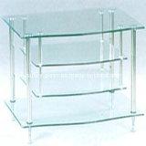 Het aangemaakte Glas van de Bovenkant van de Lijst/het Aangemaakte Glas van het Meubilair