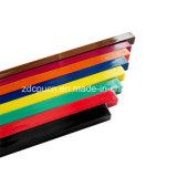 Nylon/PA/ABS/POM/Delrin de Plastic Holle Staaf van Polyacetal van de Staaf/de Staaf van de Schacht van de Motor voor Toestellen