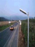15W-80W LEDの太陽街灯