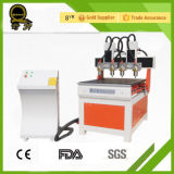 Ql-6090 스테인리스 수채 금속 CNC 대패 기계