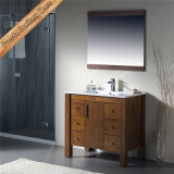 連邦機関1159 36 Inch Elegant Modern Solid Wood Bathroom Vanities Bathの家具