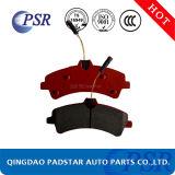 Garnitures de frein de véhicule de la haute performance D1318 avec la bonne qualité