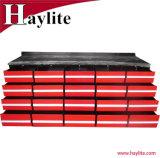 20 de metal de alta calidad de los cajones del banco de trabajo de Haylite