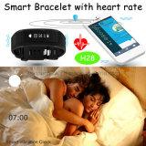 De Slimme Armband van Bluetooth met de Monitor van het Waterdichte en Tarief van het Hart H28