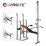 Justierbarer olympischer Gewicht-Prüftisch mit Bein-Entwickler für das Gewicht-Anheben und Stärken-Training