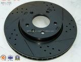 고품질, 저가, 공장 도매, 브레이크 디스크 브레이크 회전자 OEM No. D8rz1125A; D8rz1125b; D8rz1125c; D8rz1125D 브레이크 디스크, 포드를 위한 Rotos. Decromet.
