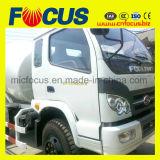 Camion concreto di trasporto di Dongfeng 4X2 6m3 con Cummins Engine