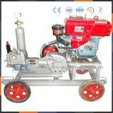 Pompe à haute pression Jet Machine de jointoiement pour ciment, boue