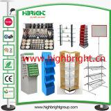 China de fábrica duarable metal Retail Store Fixture