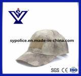 Gorra de béisbol gris de la policía del camuflaje (SYSG-235)