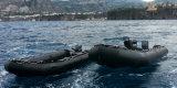 O Parque Aquático Aqualand 16FT Semi-Rigid barco inflável/emergência militar/barco de borracha (470)