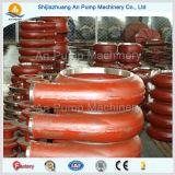 Peças sobressalentes para bombas de pasta de cromo resistentes à corrosão e a abrasão