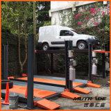油圧上昇を駐車する二重スタック