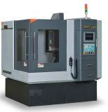 Máquina de cobre amarillo de aluminio Bmdx6050 del CNC del grabado de cobre del metal suave